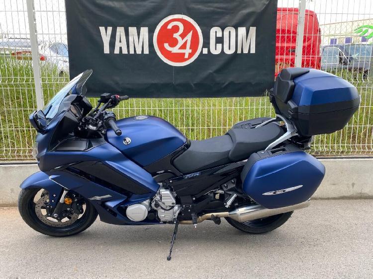 Yamaha fjr essence mauguio 34   14900 euros 2018 16086546