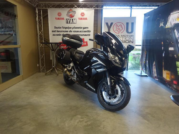 Yamaha fjr essence rennes 35   14500 euros 2013 15030028