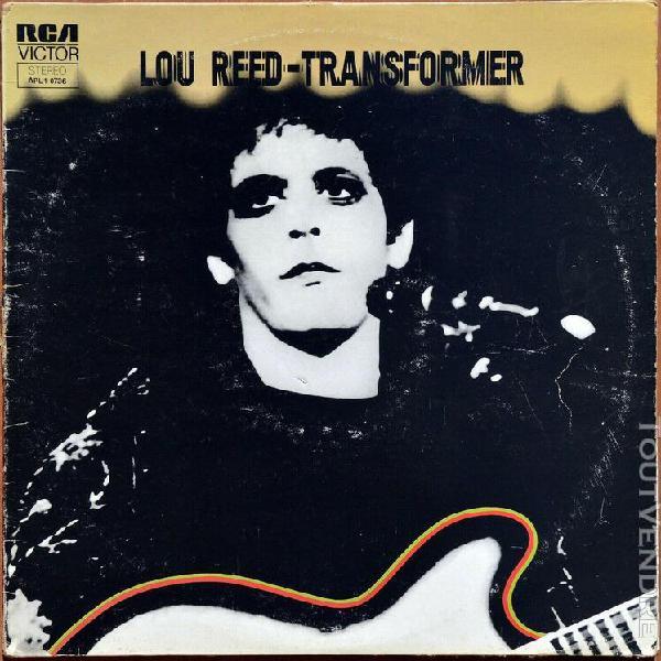 33t lou reed - transformer (lp) - 1978