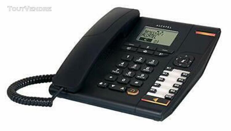 Alcatel temporis 880 téléphone fixe produit neuf reconditi