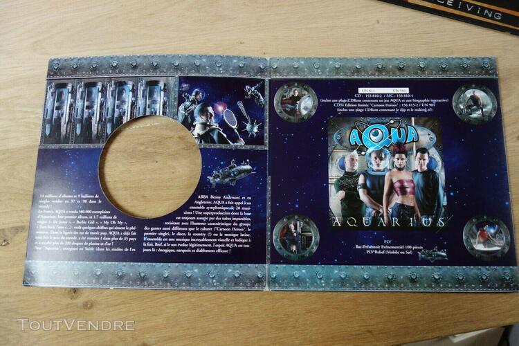 Aqua - aquarius - french press/pack (cardboard press/kit + f