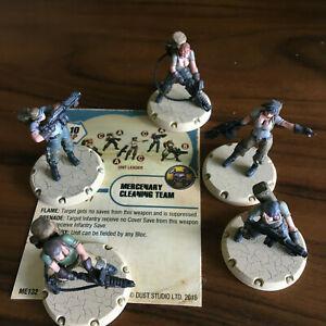 Dust 1947 *** prime *** mercenaire nettoyage team
