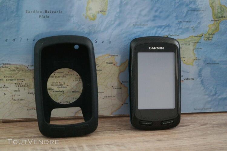 Garmin 800 touch screen case + cable + edge handlebar mount