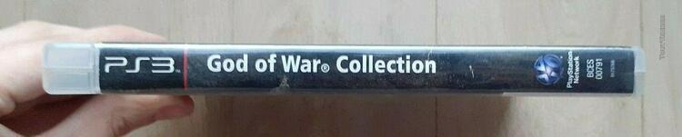 God of war collection - playstation 3 ps3 - complet - pal fr