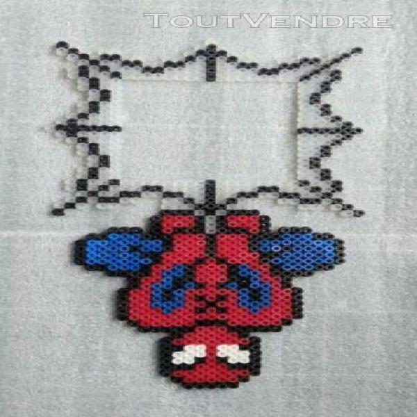 Pixel art - hama beads - marvel, star wars, jeux vidéos,