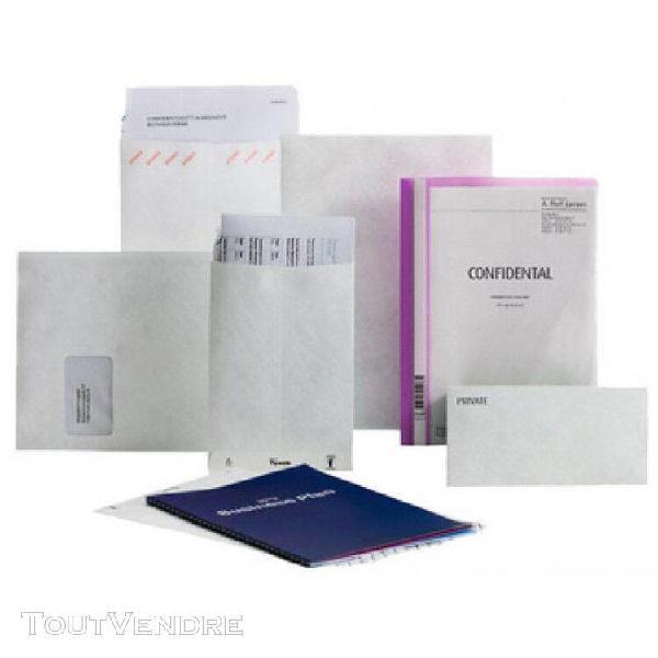 Tyvek pochettes d'exp'dition c5, sans fen?tre, 55 g/m2
