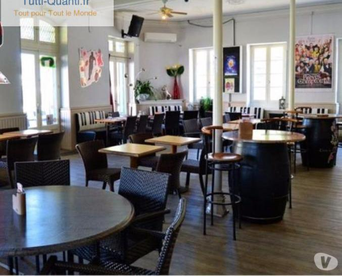 Bar brasserie moderne cafe concert aquitaine