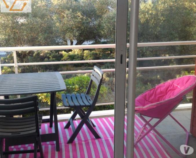 Beau studio coeur des minimes terrasse parkin...