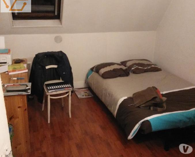 Chambre à louer dans coloc meublée paris r�...