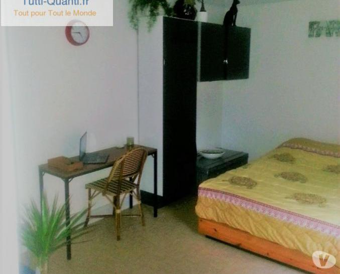 Chambre spacieuse 18 m2
