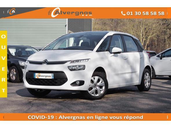 Citroën c4 picasso ii 1.6 bluehdi 100 s&s confort gps