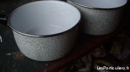 Divers sets de casseroles - neufs