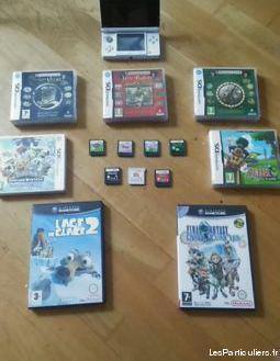 Jeux nintendo 3ds, nintendo ds et nintendo gamecub