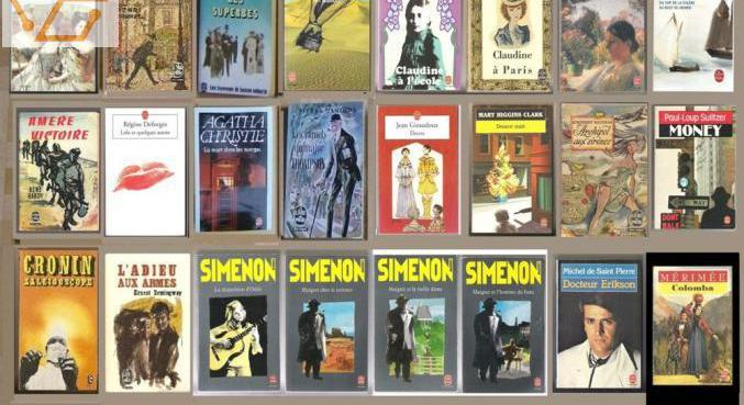 Livres de la collection le livre de poche