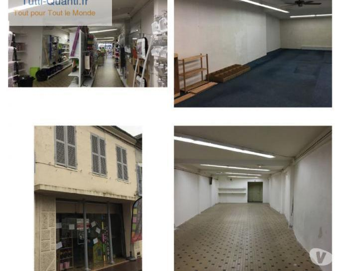 Local commercial 370 m2