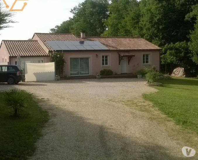 Maison de vacance, piscine privée, wifi 6 pe...