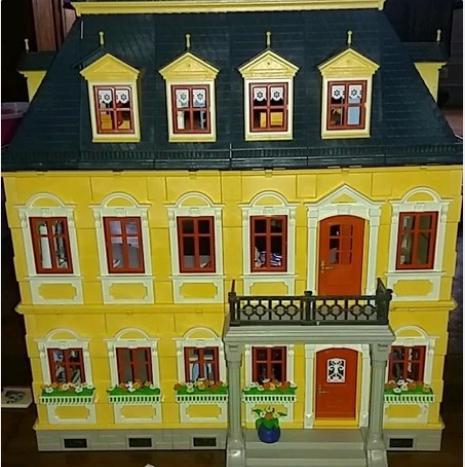 Maison victorienne playmobil