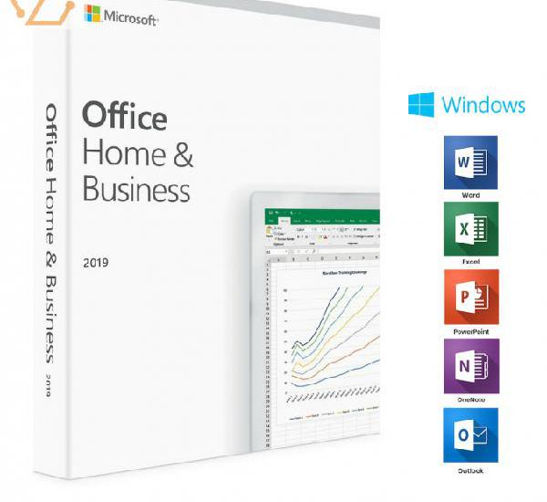 Microsoft office home & business 2019 (2m...