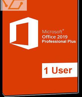 Microsoft office pro plus 2019 (1pc)