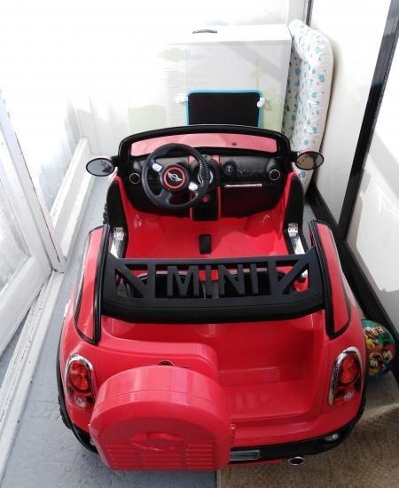 Mini voiture electric 2 place