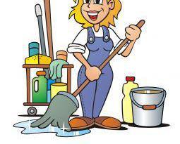 Ménage et repassage