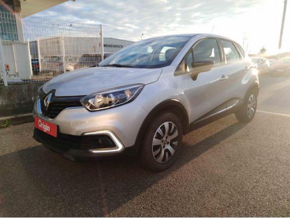 Renault captur 1.5 dci 90ch energy business edc