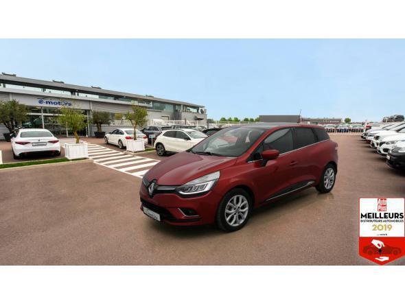 Renault clio iv estate dci 110 energy