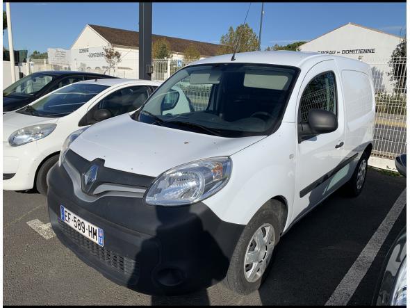 Renault kangoo ii dci 75 gd confort