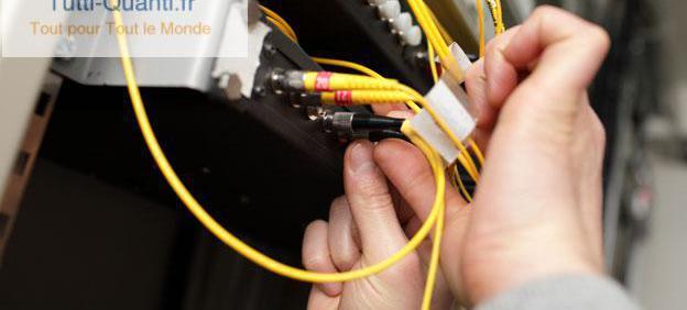 Technicien de fibre optique (h/f)
