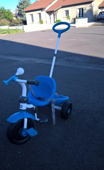Tricycle enfant de moins de 36 mois