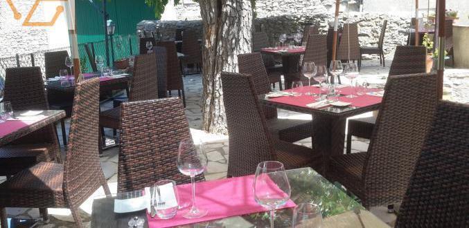 Vend fond de commerce restaurant chambres d&#...