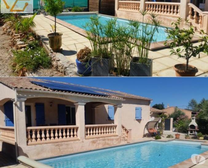 Villa avec piscine au cœur de la provence