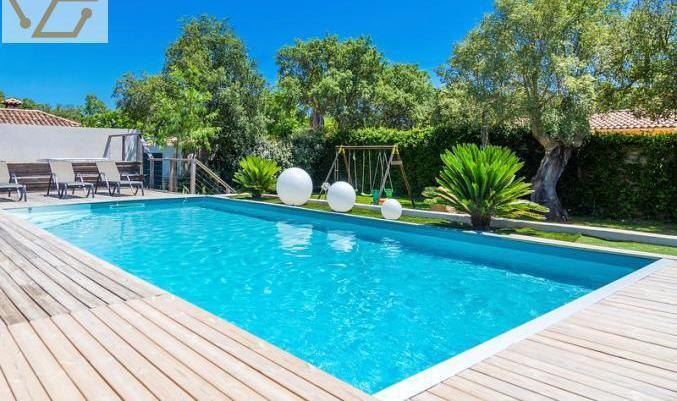Villa de luxe avec piscine chauffée et spa_b...