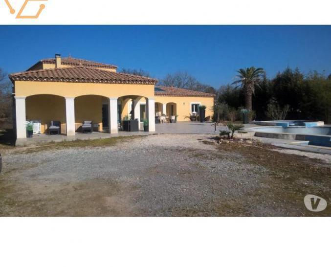 Villa proche de quissac. 30260