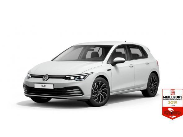 Volkswagen golf nouvelle life 1.5 tsi act opf 130 + pack