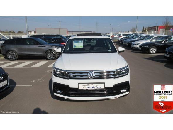 Volkswagen tiguan confortline tdi 150 dsg7 + pack r