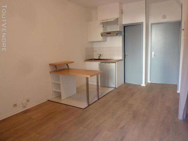 Appartement 1 pièce(s) 17.12 m² nantes saint felix