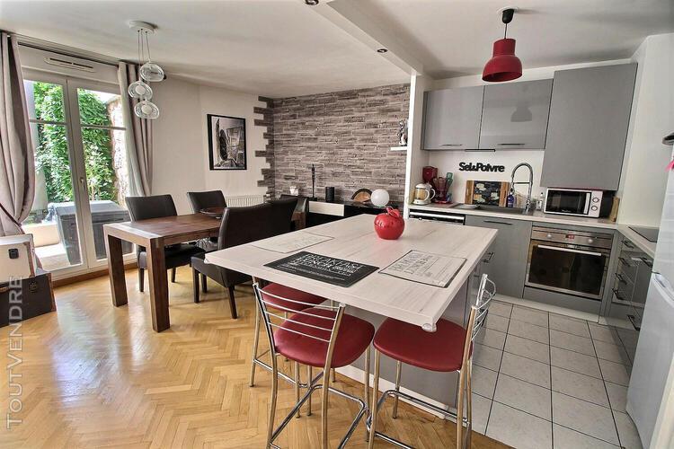 Appartement guyancourt 3 pièce(s) 69.55 m2