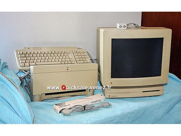 Apple macintosh lc de 1990 plus... 40€