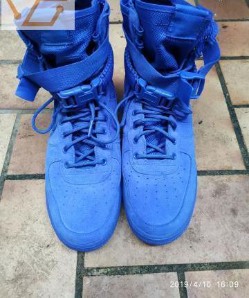 Baskets nike sf air force 1