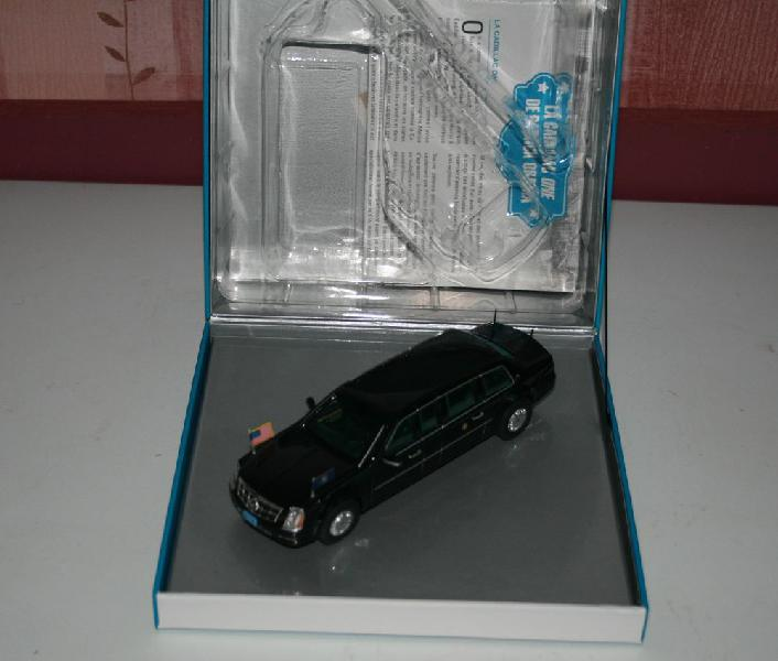Cadillac one présidentielle barack obama au 1/43