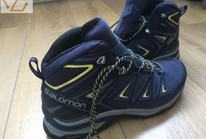 Chaussures salomon femme neuves