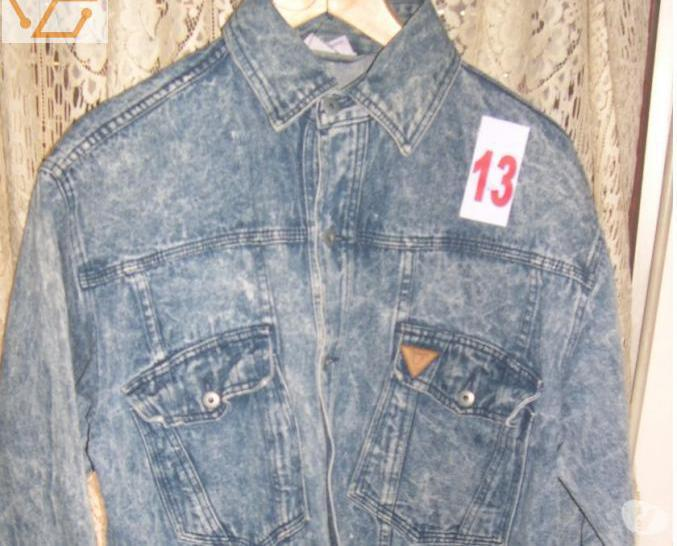 Chemise jeans homme struggle's 100 % cot...