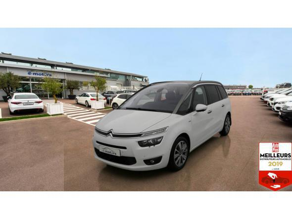 Citroën grand c4 picasso bluehdi 150 s et