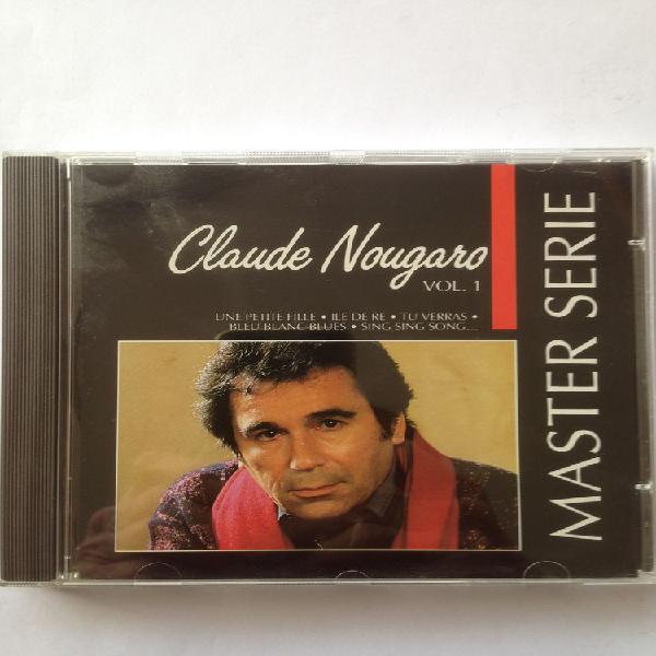 Claude nougaro - master série neuf, levallois-perret