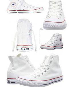 Converse chuck taylor all star hi, sneakers basses