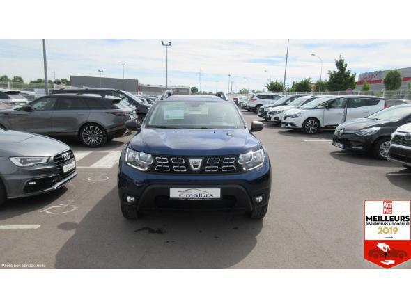 Dacia duster prestige blue dci 115 4x4