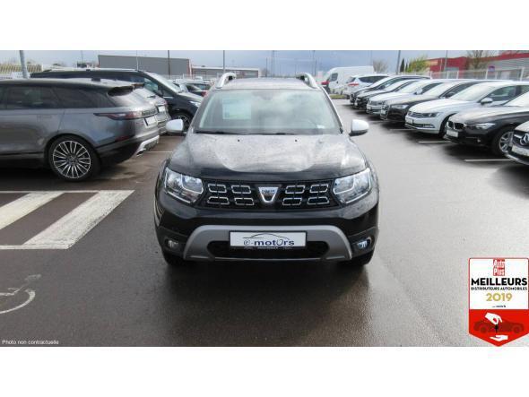 Dacia duster prestige blue dci 115 4x4 + pack city plus