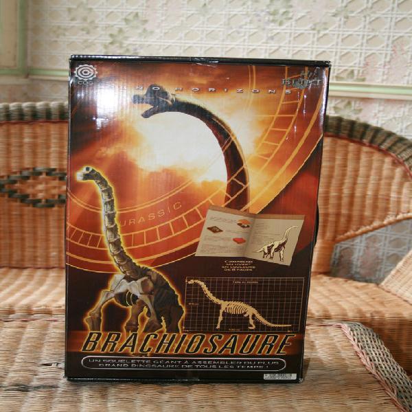 Dinosaure à monter brachiosaure neuf/revente, saint-quentin