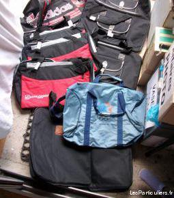 Divers sacs de voyage - neufs